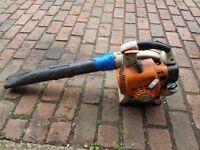 Stihl BG86 C petrol blower.