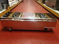 ACE 5 Pot Wet Bain Marie / Restaurant / Fast Food / Hotel