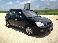 2008 Kia Rondo EX Rated A+ by the B.B.B