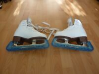 Graf Bolero Junior Ice Skates size 33