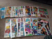 Marvel avengers comics