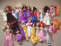 Barbie Dolls & accessories for sale £40 ono