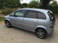 Vauxhall Meriva 1.6 petrol 16v