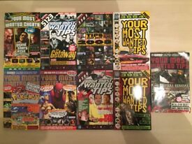 Games Master - 9 Most Wanted Tips Books