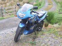 Kawasaki GPZ500s for sale.