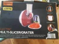 Electric Multi slicer/grater