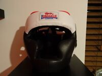 lonsdale boxing head guard