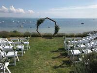 BESPOKE WEDDING CEREMONY ARCH