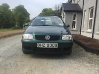 Volkswagon Polo - cd player, tow bar, a lady owner