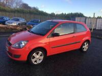 2008 Ford Fiesta 1.4 TDCI £30 Tax A Year Cheap Insurance + Not VW Golf Audi A3