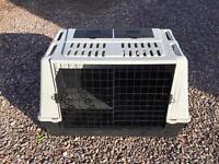 Ferplast dog travel box/cage large