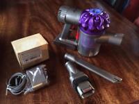 Dyson V6 Cordless handheld Hoover Vacuum Cleaner