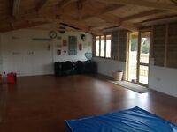Garden room ,workshop ,studio