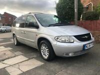 CHRYSLER VOYAGER CRVD LIMITED