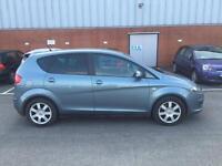2005 Seat Altea 1,9 litre diesel 5dr