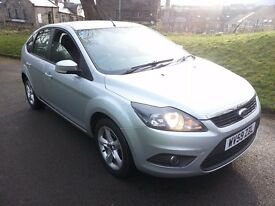 FORD FOCUS 1.6 ZETEC ~ 12 MONTHS WARRANTY INCLUDED