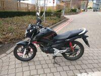 Honda CB125 - Perfect 1st bike or commuter