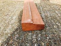 Red mahogany seals (hard wood)