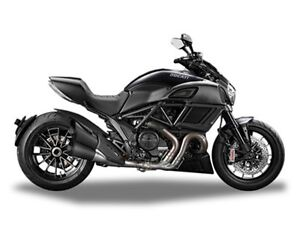 2017 ducati Diavel Dark Stealth