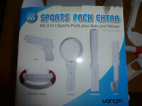 Venom Sports Pack Extra for Wii