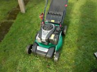QUALCAST SELF-DRIVE PETROL MOWER 46 CM XSZ46D-SD