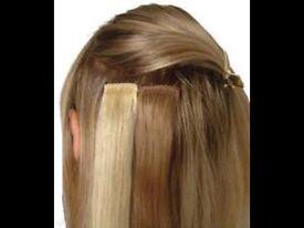 Weave,nano rings,easilocks ,tape in ,braids,volumiser