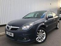 2006 56 Vauxhall Vectra 1.8 VVT SRI* Sat-Nav * Low Miles* Petrol* 5 Speed* Not A3 A4 Mondeo Passat