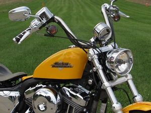2013 harley-davidson XL1200V Seventy-Two   Chrome Yellow Pearl & London Ontario image 17