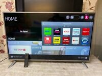 "LG 47"" 47LB570V LED FULL HD SMART TV WITH REMOTE"