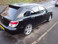 Subaru WRX 2.5 Immaculate black 59000 miles