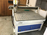 CNC ROUTER with Vacuum Table 1200mm x 1200mm