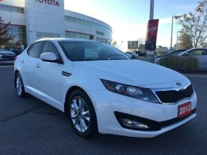 2013 Kia Optima EX - Low Kms, Incredible Styling!!