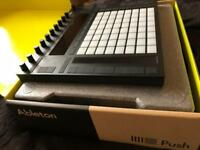 Ableton Push 2 . as new in box