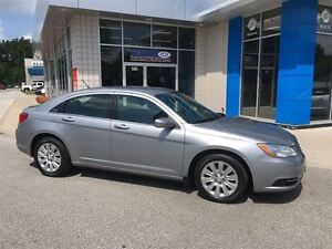 2014 Chrysler 200 LX One Owner Trade In