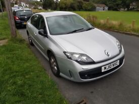 Renault Laguna 2.0dci 150bhp new cluch and dual mass flywheel