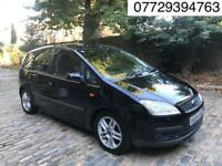 2004 Ford Focus C-Max 1.6 TDCi Zetec 5dr # 1 YEARS MOT # Cheap Insurerence #
