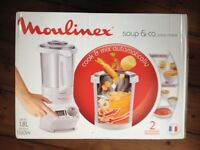 Moulinex soup and co maker blender