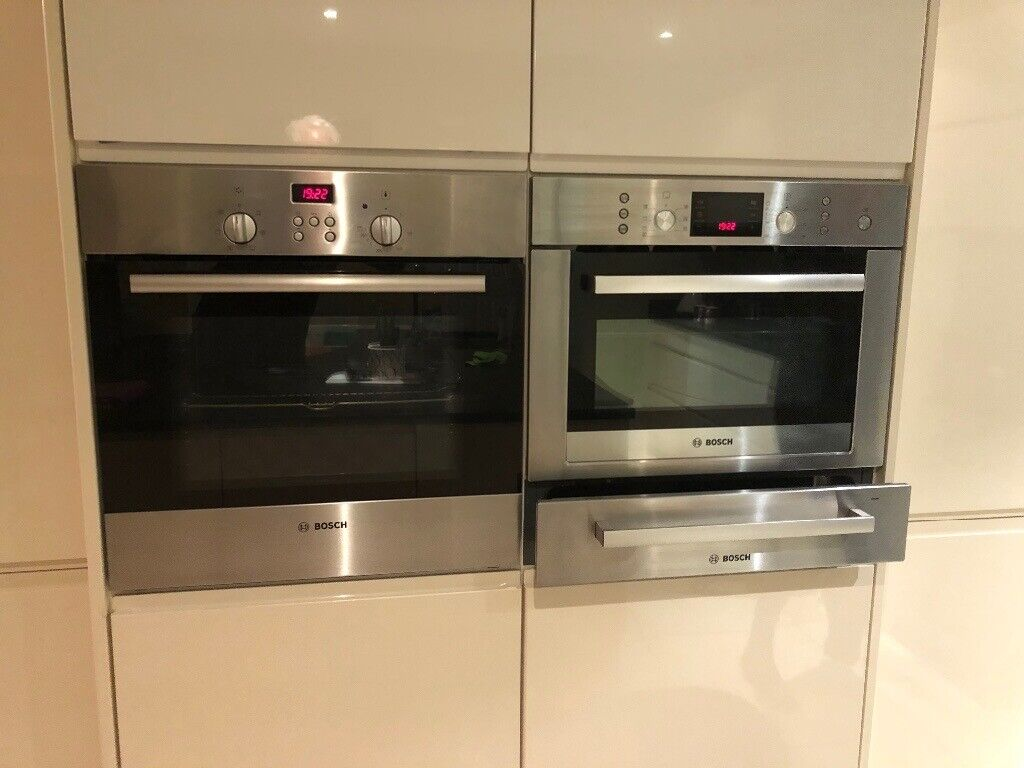 Bosch Oven Plus Combination Microwave