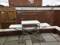 Base Camp Aluminium Kitchen Stand