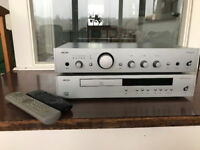 Arcam A65 Amp and Arcam CD72 CD Player discount when bought together pre-owned in good condition