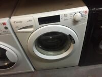 CANDY 9/5KG WHITE WASHER DRYER