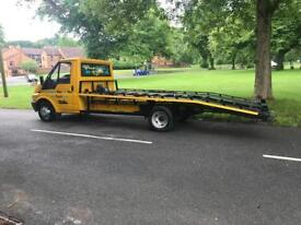 Ford transit T430 125 bhp 3500kg recovery truck