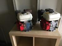 2 Honda engines (£50 each)