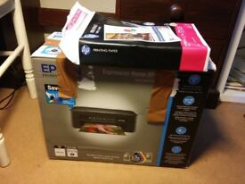 New printer epson...extra ink and paper