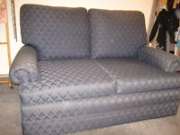 Genuine vintage G plan 2 seater sofa Great Condition Priced to sell Blue