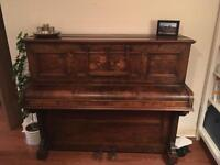 Piano - sold subject to collection