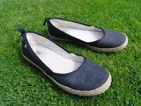 UGG Canvas shoes size UK 6.5