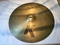 UPDATED Various cymbals, SABIAN, MEINL