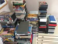 VHS Tapes Clear Out