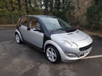 Smart Forfour 1.1 Pulse. Fantastic little car, cheap on fuel and insurance!